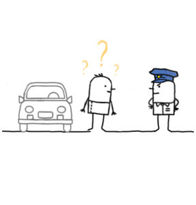 1396177-sketched-stick-man-police-officer-holding-a-control-sign-by-a-drunk-driver-poster-art-print