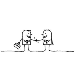 44139-clipart-illustration-of-two-stick-businessmen-shaking-hands